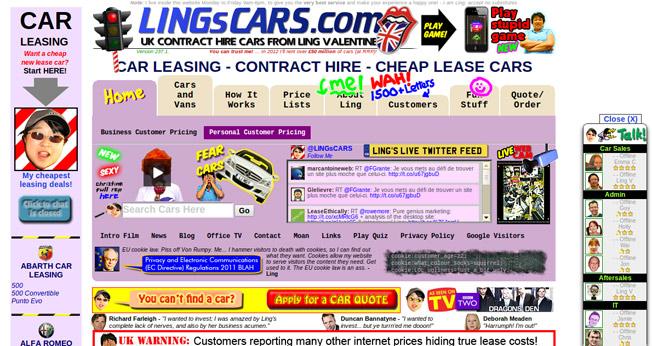 lingcar-homepage